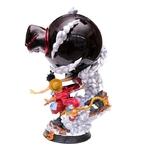 figurine one piece luffy gear 3 wano 3