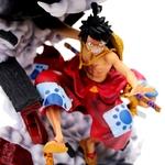 figurine one piece luffy gear 3 wano 4