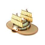 figurine one piece navire baratie 2