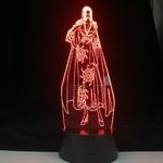 lampe 3d one piece boa hancock rouge