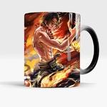 mug one piece thermoreactif 3 frères luffy ace sabo 4