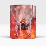 mug one piece thermoreactif luffy gear transformations 3