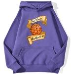 sweatshirt hoodie one piece fruit demon violet