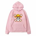 sweatshirt hoodie one piece logo rose