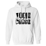 sweatshirt hoodie one piece shadows blanc