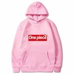 sweatshirt hoodie one piece supreme rose