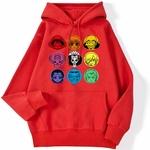 sweatshirt hoodie one piece mugiwara rouge