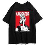 t shirt one piece crew nami