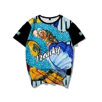 t shirt one piece wanted franky 2