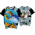 t shirt one piece wanted franky 1