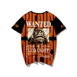 t shirt one piece wanted usopp 3
