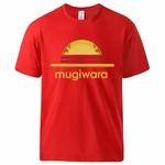 t shirt one piece mugiwara rouge