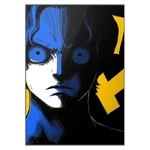 tableau toile one piece dyeing sabo 4
