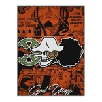 tableau toile one piece jolly roger usopp 3