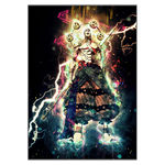 tableau toile one piece sparks enel 4
