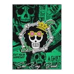 tableau toile one piece jolly roger brook 3