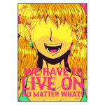 tableau toile one piece quote nami 3