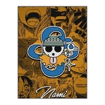 tableau toile one piece jolly roger nami 3