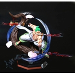 figurine one piece zoro wano santoryu 2