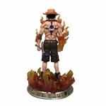 figurine one piece portgas ace light 2