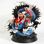 figurine one piece luffy kaido dragon 2