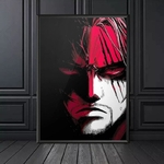 tableau toile one piece dyeing shanks 5