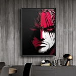 tableau toile one piece dyeing shanks 6