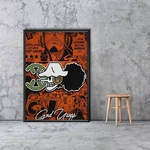 tableau toile one piece jolly roger usopp 5