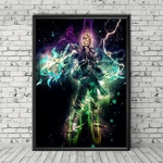 tableau toile one piece sparks marco 5