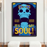 tableau toile one piece quote brook 5