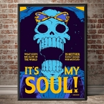 tableau toile one piece quote brook 4