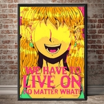 tableau toile one piece quote nami 4