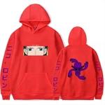 sweatshirt one piece pirate robin rouge