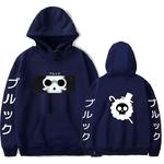 sweatshirt one piece pirate brook bleu