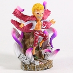 figurine one piece doflamingo dressrosa 1