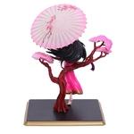 figuirne one piece boa hancock umbrella rose 1