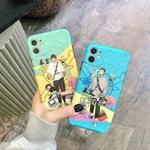 coque iphone one piece monster trio streetwear 3
