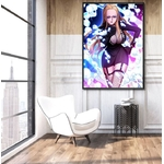 tableau toile one piece kalifa cp9 2