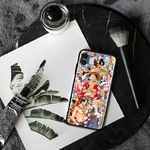 coque iphone one piece strawhat crew 2