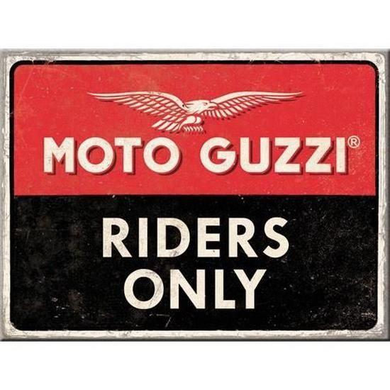 Magnet Moto Guzzi 8x6