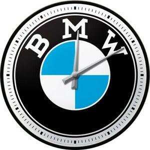 Horloge logo BMW