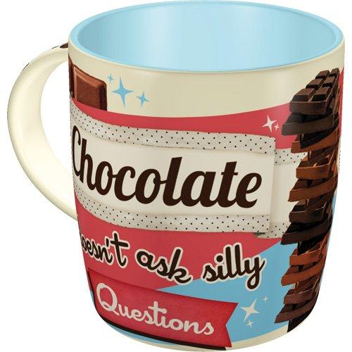 Mug vintage chocolate