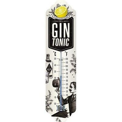 Thermomètre Gin tonic