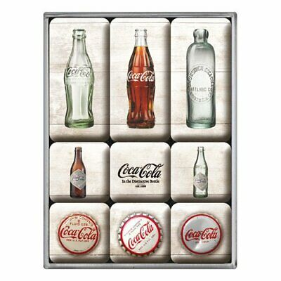 magnets coca cola vintage décoration rétro