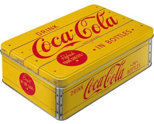 Boite métal Coca-cola