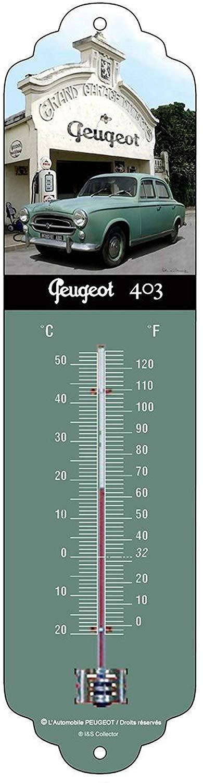 thermomètre-rétro-déco-peugeot-403-vintage