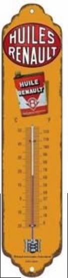 Thermomètre huiles Renault