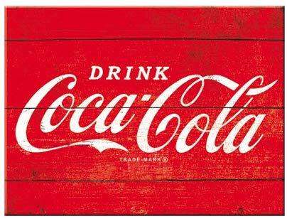 Magnet Coca-cola 8 x 6