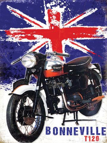 Magnet Triumph Bonneville