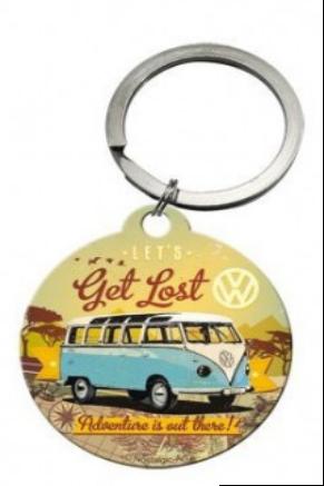 Porte-clés Vw combi